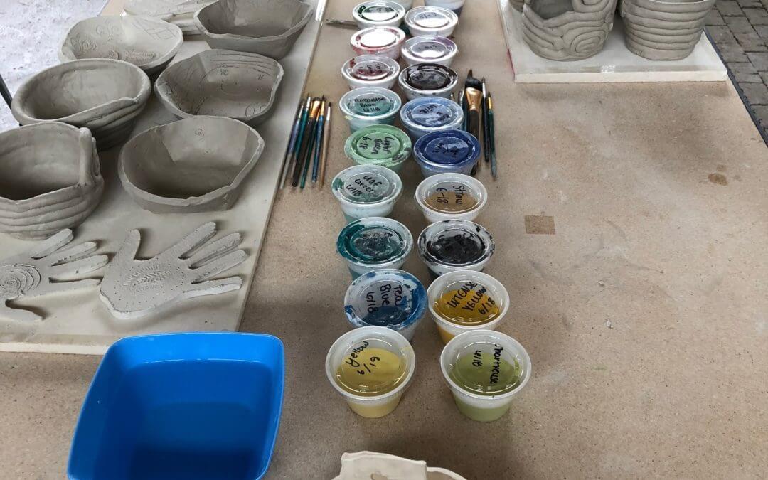 Basic Pottery Technique