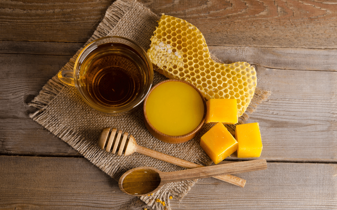 Soap Making with Bees Wax
